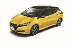 Noul Nissan LEAF – Tehnologia viitorului