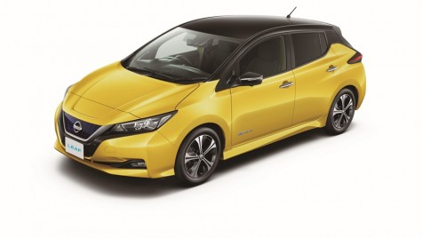 Nissan vinde câte un LEAF la fiecare 12 minute în Europa