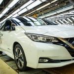 Nissan LEAF e cea mai bine vândută mașină electrică în Europa