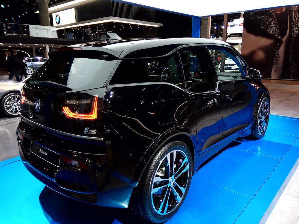 Noutățile BMW i3s