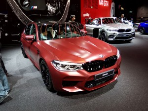 Noutățile BMW M5