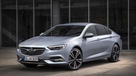 Opel Insignia primește un motor diesel nou cu 210 CP