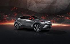 OZN-ul se întoarce – Conceptul Toyota C-HR Hy-Power a fost prezentat la Frankfurt