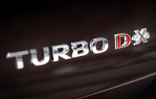 Turbo D X Opel Insignia