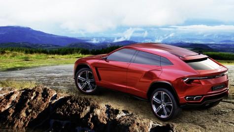 Lamborghini pregătește debutul celui mai rapid SUV din lume, Urus