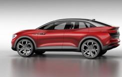 VW I.D. CROZZ – primul SUV VW 100% electric vine în 2020