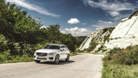 Test: Volvo XC60 D5 AWD R-Design