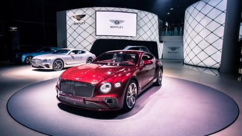 Frankfurt Live: Noul Bentley Continental GT – esența luxului britanic
