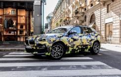 BMW X2: Noul SUV coupe la Săptămâna Modei de la Milano