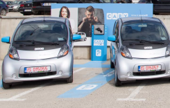 CABY: Primul serviciu de car sharing 100% electric din România