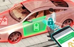 Continental: Cum poți deschide mașina fără cheie și cu bateria descărcată