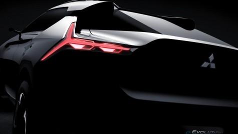 Mitsubishi e-Volution: Celebrul EVO devine un SUV Coupe