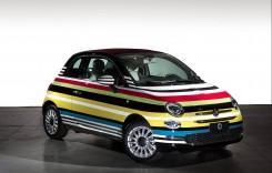 Un Fiat 500C Missoni Edition s-a vândut pentru 50.000 de euro