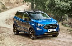Ford EcoSport: Vezi prețurile noului SUV produs la Craiova