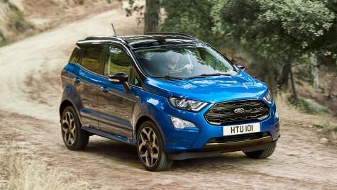 Start la Craiova pentru SUV-ul Ford EcoSport