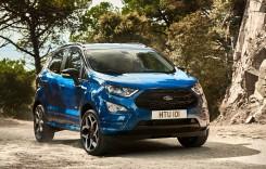 Recall pentru Ford EcoSport în SUA – Capace de Europa la rezervoarele de lichid de frână