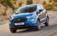Primul test Ford EcoSport facelift: VEZI verdictul Autocar