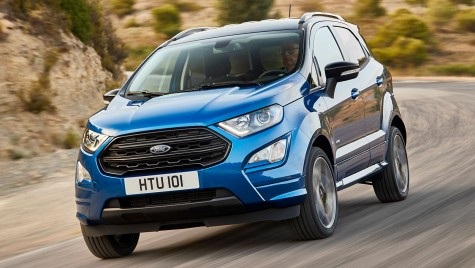 Primul test Ford EcoSport facelift: VEZI verdictul negativ Autocar