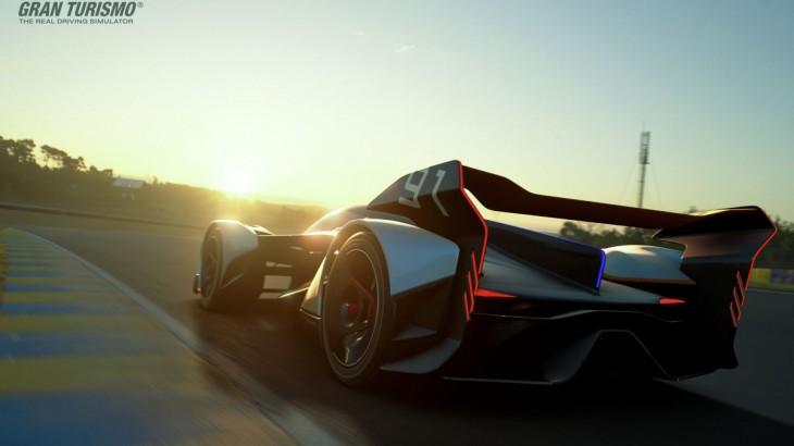 Gran Turismo: Noul hypercar McLaren Ultimate Vision GT
