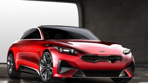 Update: Kia Proceed Concept, precursorul noului Cee'd