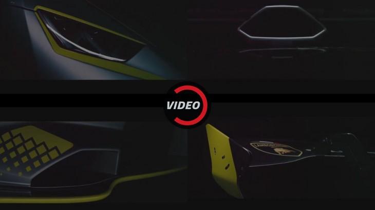 TEASER: Lamborghini Huracan va primi o nouă versiune extremă