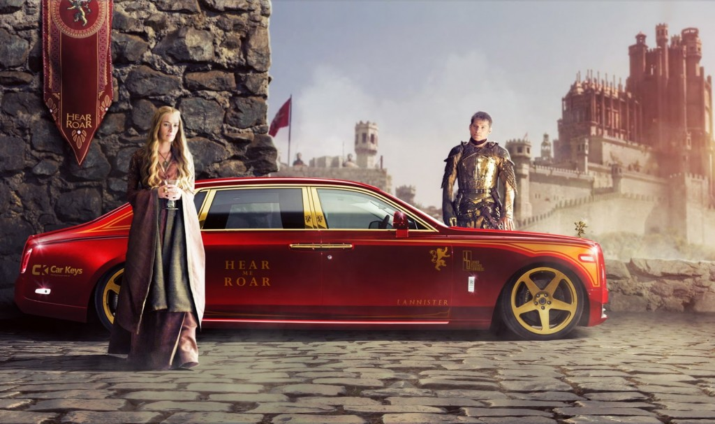 lannister Game of Thrones
