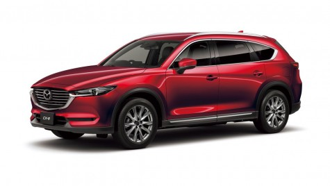 Mazda CX-8: Fratele mai mare al lui CX-5, dezvăluit oficial