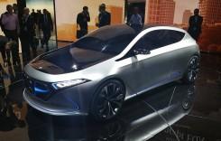 Frankfurt Live: Mercedes EQ A, cel mai mic model electric al casei germane