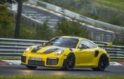 Nurburgring: Porsche 911 GT2 RS impune un nou record