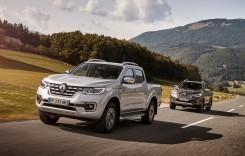 Renault Alaskan: Fratele lui Navara vine în Europa