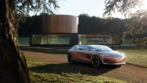 2 în 1 – Renault SYMBIOZ este mașină și casă