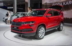 Frankfurt Live: Skoda Karoq, cel mai mic SUV ceh s-a lansat la IAA 2017
