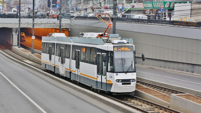 tramvai RATB