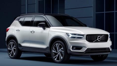 Volvo XC40 va fi prima mașină electrică a companiei