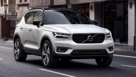 Volvo XC40: Totul despre noul SUV compact scandinav
