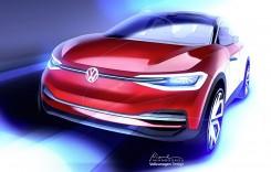 VW I.D. Crozz: SUV-ul electric, mai aproape de versiunea de serie