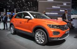 Frankfurt Live: Volkswagen T-Roc vorbește nemțește la salonul auto