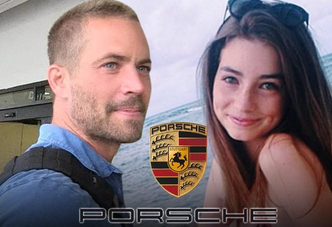Paul Walker Porsche