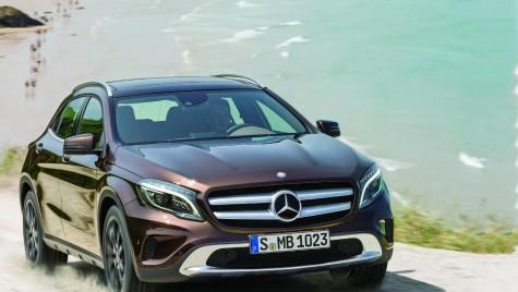 Mercedes-Benz GLA – Un altfel de SUV