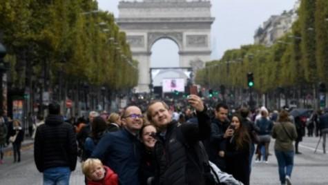 Experiment în Paris – O zi fără mașini