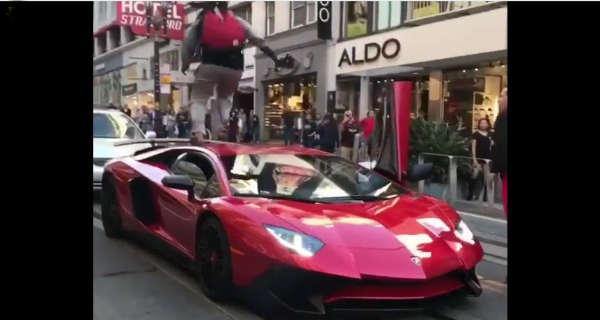 Lamborghini San Francisco