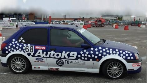 International Autotest Challenge – Cursa Campionilor