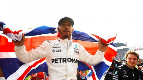 Lewis Hamilton, din nou campion mondial în Formula 1