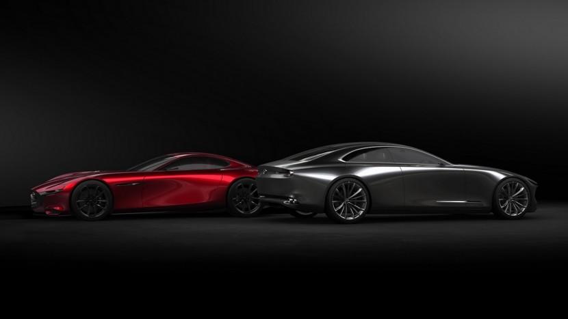 Mazda-Vision-Coupe-4 și Kai Concept