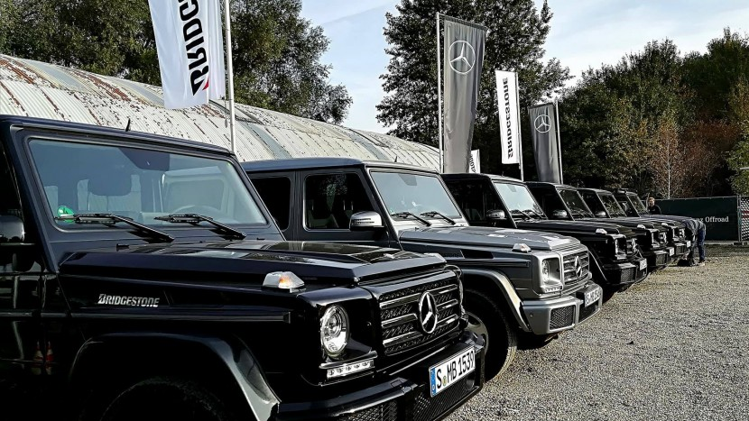 Mercedes-Benz Driving Events and Bridgestone (48)