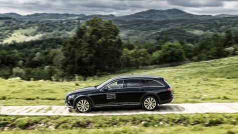 Mercedes-Benz plănuiește Clasa C All-Terrain