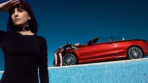 Mercedes-Benz si designerul Andreea Badala, parteneri pe catwalk