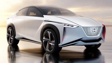 Nissan IMx – conceptul electric și autonom care rulează 600 de kilometri între încărcări
