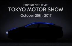 Nissan arată un concept misterios