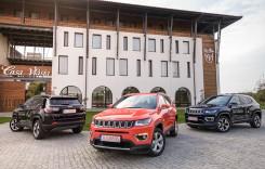 Noul Jeep Compass, lansat oficial în România
